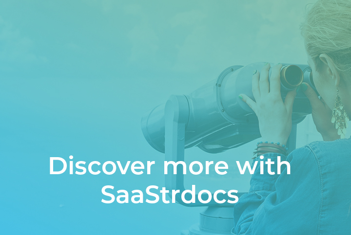 Discover more with SaaStrdocs