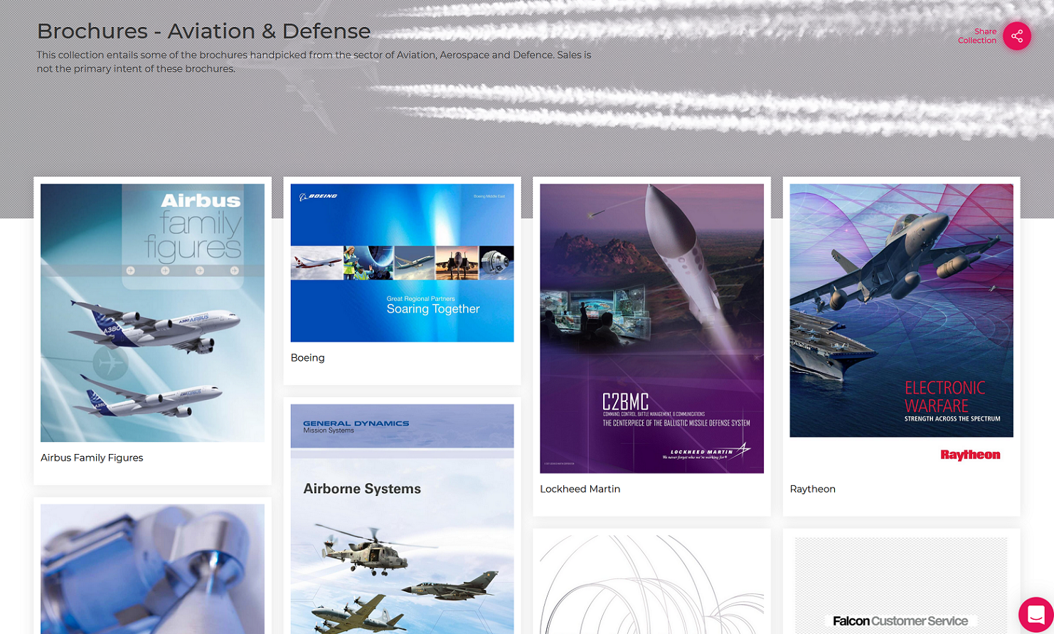 Brochure - Aviation Industry