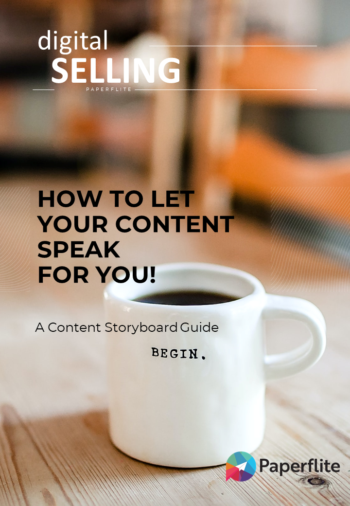 digital selling 2020_how to let your content speak for you_Paperflite