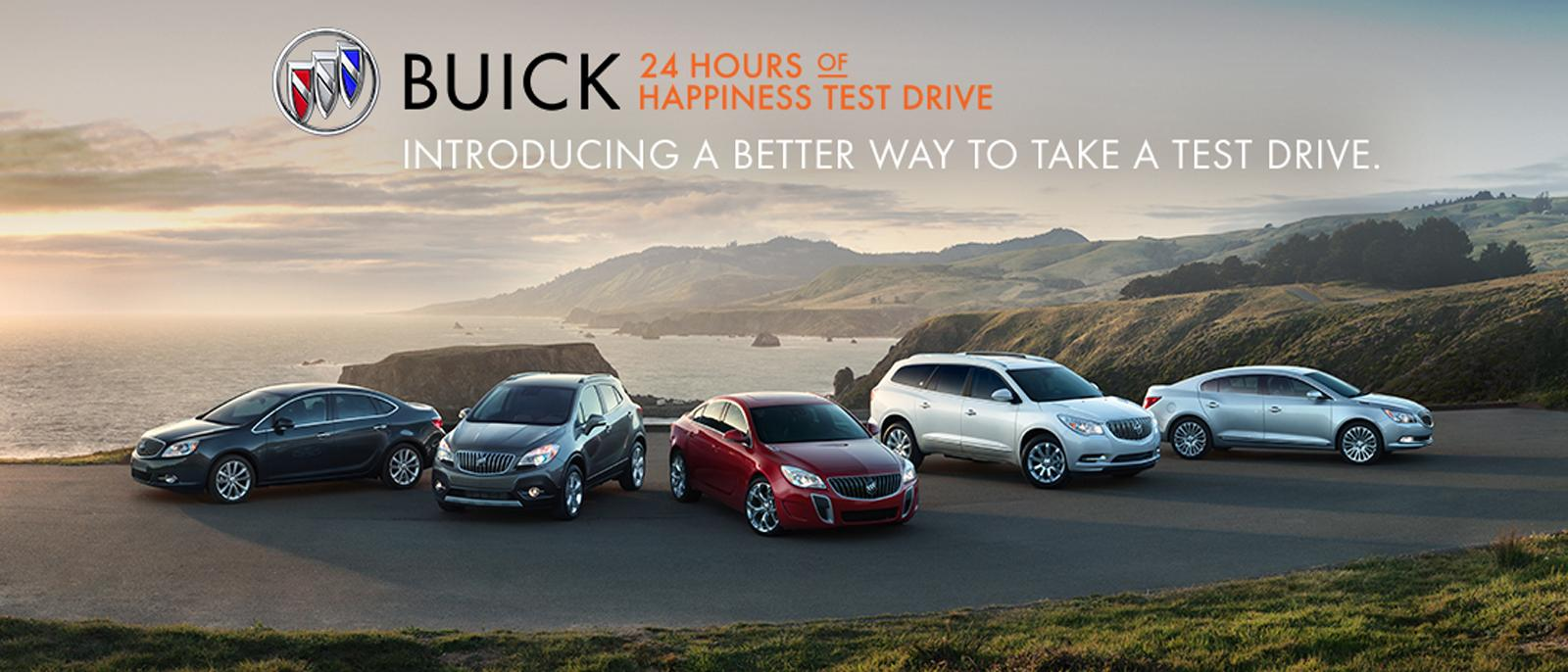 Integrated Marketing Communication Eexamples | Buick