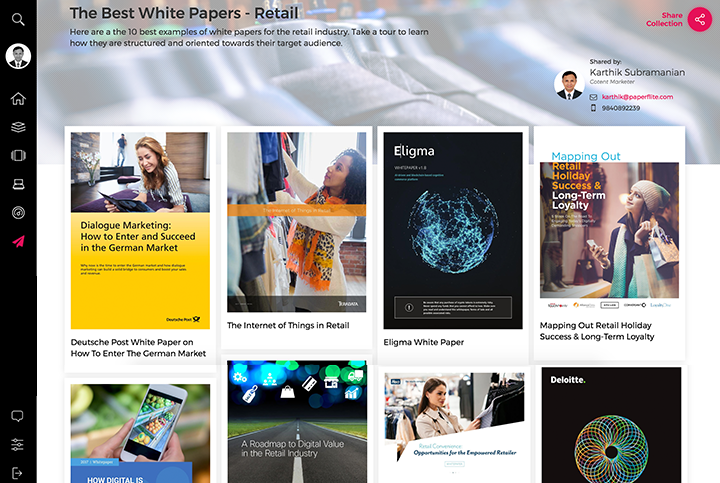 The Best White Papers for the Retail Industry