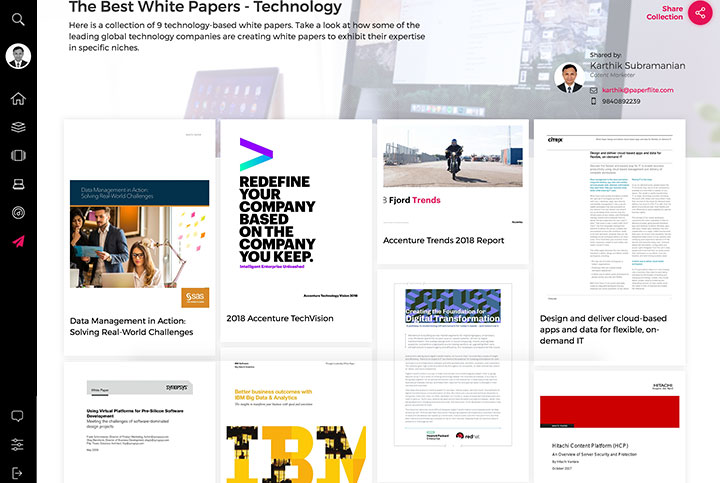 The Best White Papers in Technology
